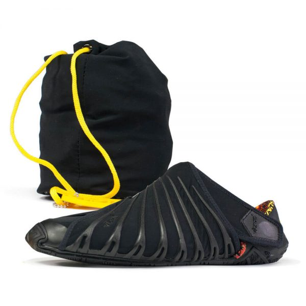 VIBRAM Furoshiki Black PROFILE BAG