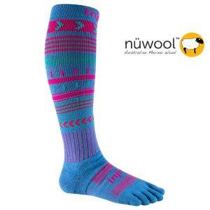 Injinji SNOW OTC Nuwool Socks