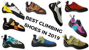 4 Best Rock Climbing Shoes 2019